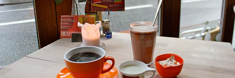 Cafe kaffegal aarhus