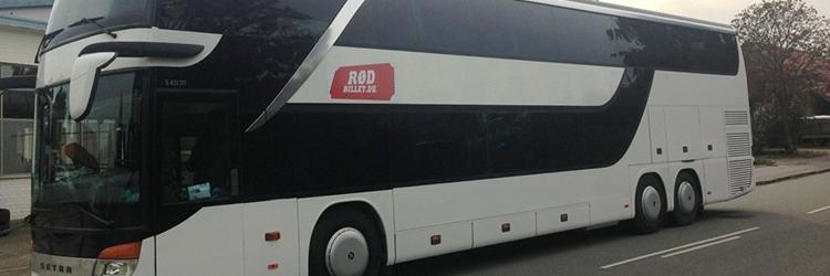 Rodbillet bus