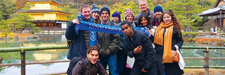 Studere i udlandet