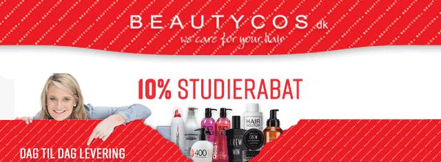 Beautycos-studerende-studierabat-hår-makeup