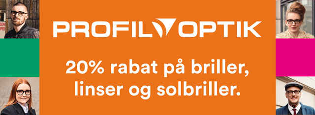 70f4c5d3bd85 Student discount at Profil Optik Holstebro (Ulsted) - Discounts for ...