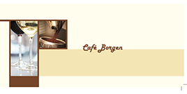 Cafe Borgen disounts for students