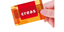 Creas disounts for students