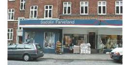 Farveland Trøjborg student discounts