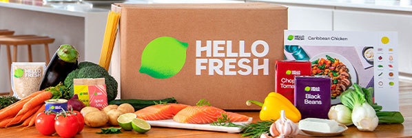HelloFresh study deals